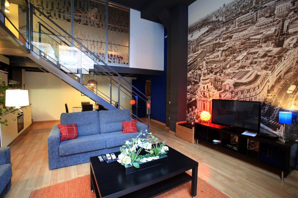 Marina loft 2 dormitorios - Loft valencia ...